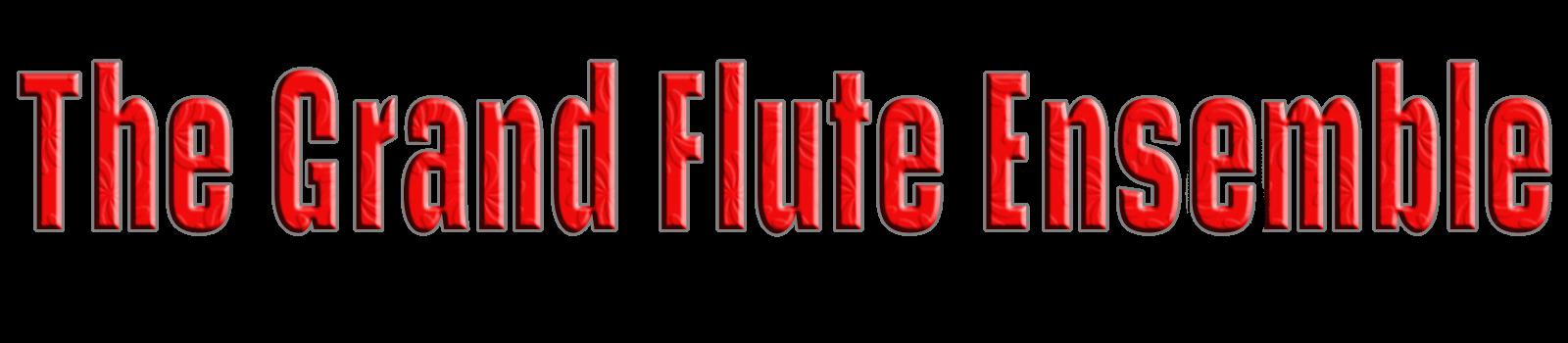 grand flute ensemble